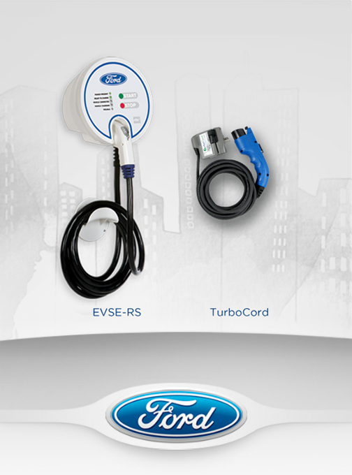Electric Car Level  Charger Ford Focus
