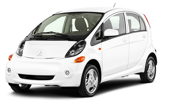 Mitsubishi Electric Vehicle