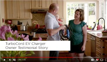 TurboCord EV Charger Owner Testimonial Story